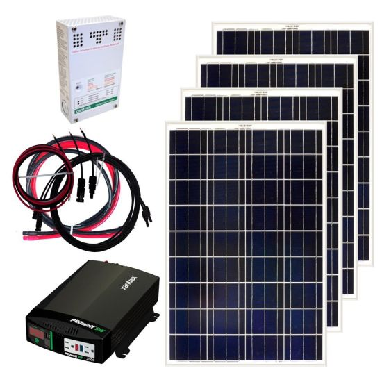 1kw-2kw-3kw-4kw-5kw-8kw-10kw off Grid Solar PV Panel Energy Power System pictures & photos