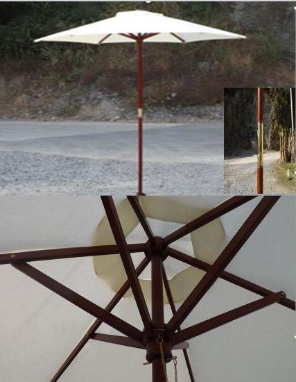 Wood Umbrella/1.8 Meters Wide Bamboo Umbrella