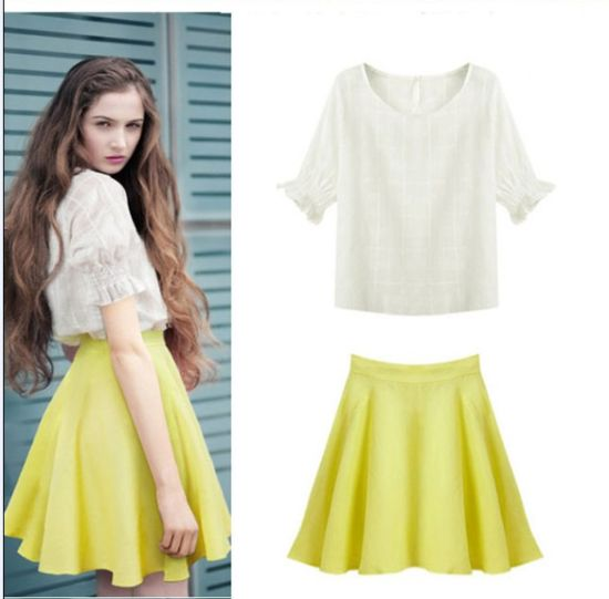 Hot Sale High Quality Latest Lady Dress Fashion Suit