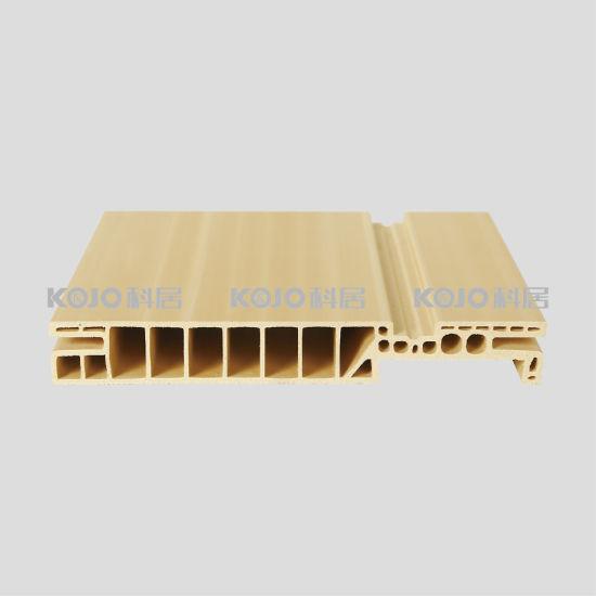 OEM/ODM Adjustable WPC Fire Door Frame with SGS Certificate (PM-240K)