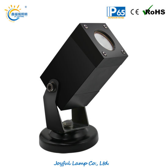 Square LED Grade Spot Light LED Spike Light Aluminum IP65 LED Lawn Light Tree Spot Light 1W 2W 3W Landscape Spot Light