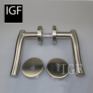 Quality Brass or Stainless Steel Wooden Door Handle (TH-801) pictures & photos