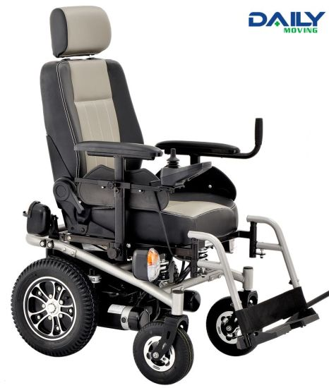 High Speed Strong Power Electric Wheelchair Dp600 with Big 16
