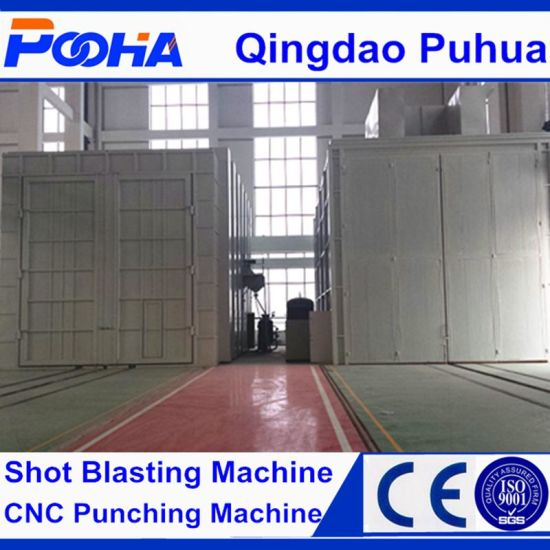 Sandblasting Cabinet Industrial Sandblasters with Dust Collector pictures & photos