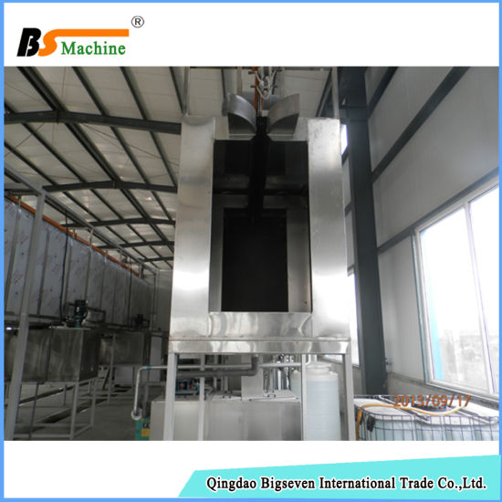 China Electroless Plating Process Line for Surface Treatment