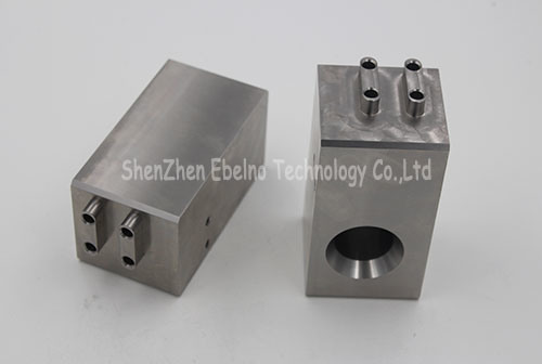 Customized Components Precision Stainless Steel CNC Machining Part pictures & photos