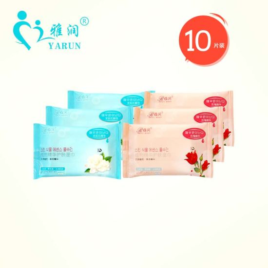 10 PCS Natural Plant High Quality Wet Wipes pictures & photos