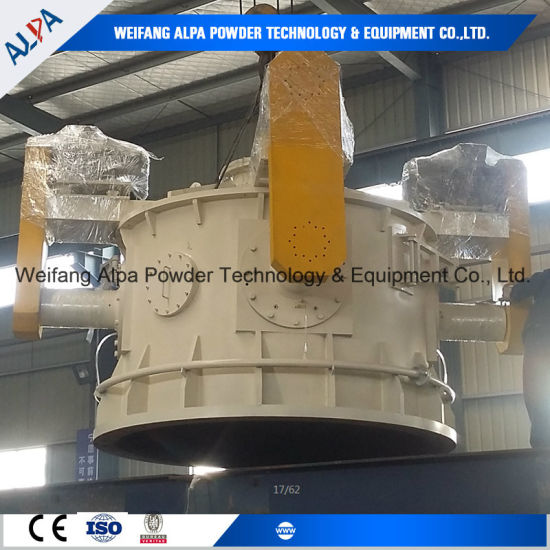 China Gcc Ground Production Line 2~10um Ball Mill With Air