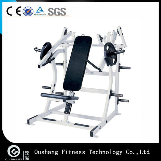 OS-H008 Hammer Strength Plate Loaded ISO-Lateral Super Incline Press Fitness Gym Equipment