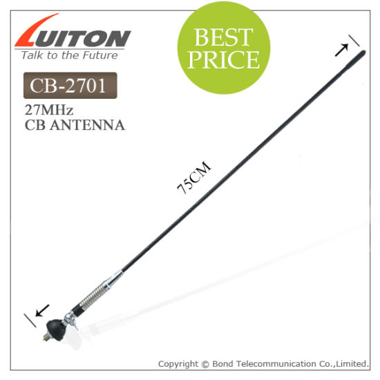 China Luiton CB-2701 CB Antenna 27MHz - China Cb Antenna, Antenna