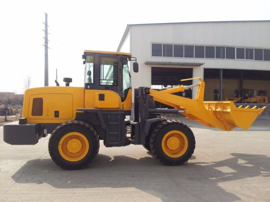 Lq928 Dozer Blade Wheel Loader with Ce pictures & photos