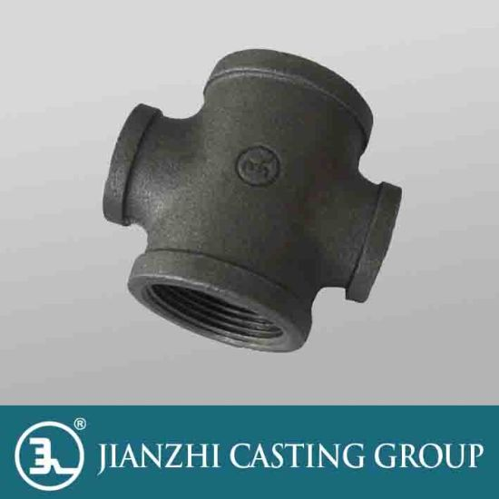 Galvanized /Black Malleable Iron Pipe Fittings