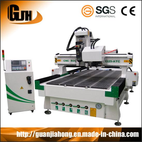 China Carousel Tool Magazine 1325 Atc Woodworking