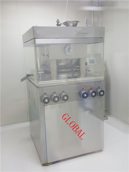 Automatic Rotary Tablet Pressing Machine for Powder Granule pictures & photos