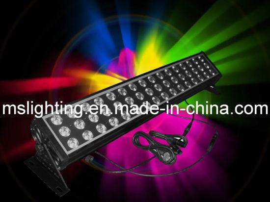 48*15W RGBWA 5in1 Multi-Color Big Power LED Wash Washer Light/ LED Floodlight