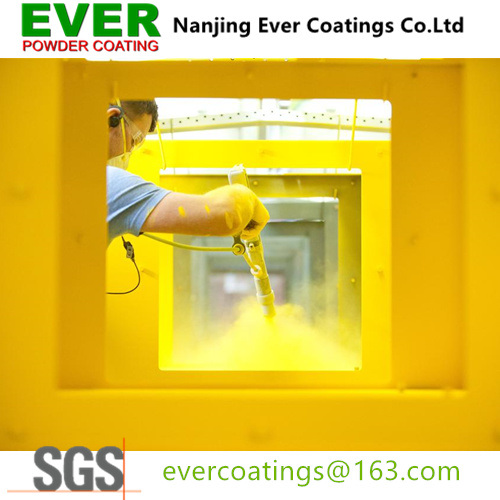 Outdoor Use Powder Coating Powder Paint pictures & photos