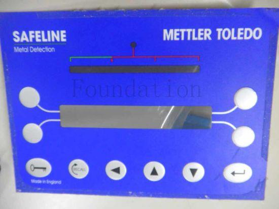 Printing Machine Connector Press Panel Keypad Membrane Switch