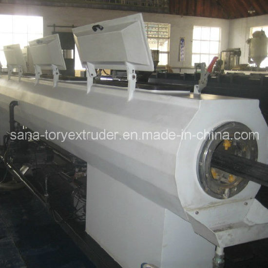 Extruder Machine PVC Pipe Extrusion Production Line pictures & photos
