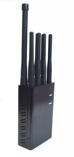 Man-Carried 4W 2g 3G 4G Cellphone 8 Bands Selectable GPS WiFi Jammer pictures & photos