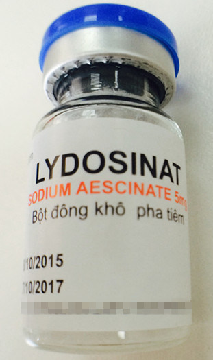 Sodium Aescinate (LYOPHILIZED POWDER FOR INJECTION) pictures & photos