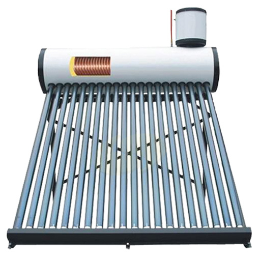 Pre-Heated Solar Water Heater with Copper Coil (JJL20)