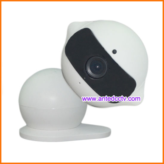 Wireless Audio IP Security Camera with WiFi for Baby Monitoring pictures & photos