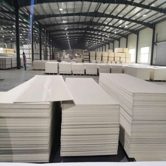 10mm Thickness Building Decoration Materials MGO Insulation Board