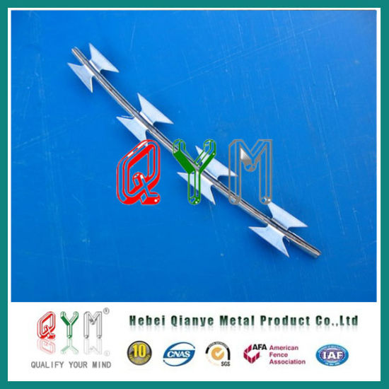 Bto-22 Barbed Tape Obstacle/ Stainless Steel Razor Barbed Wire