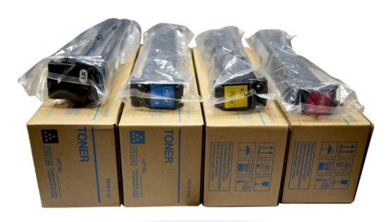 Tn213/Tn214/Tn314 Color Toner Cartridge for Konica Minolta Bizhub C200/C203/C253/C353p/C210