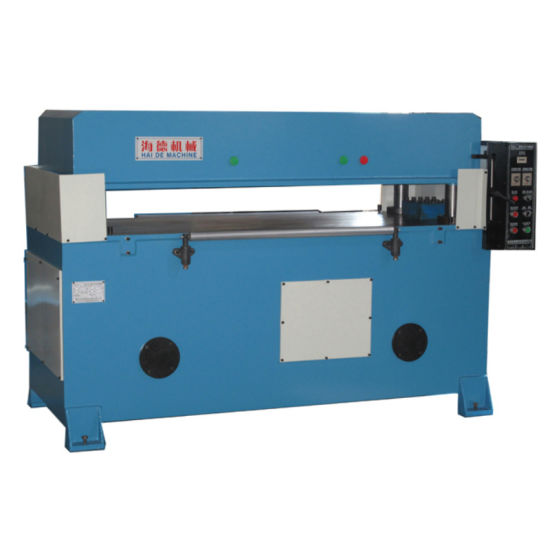 Hydraulic Foam Rubber Die Cutting Machine Factory