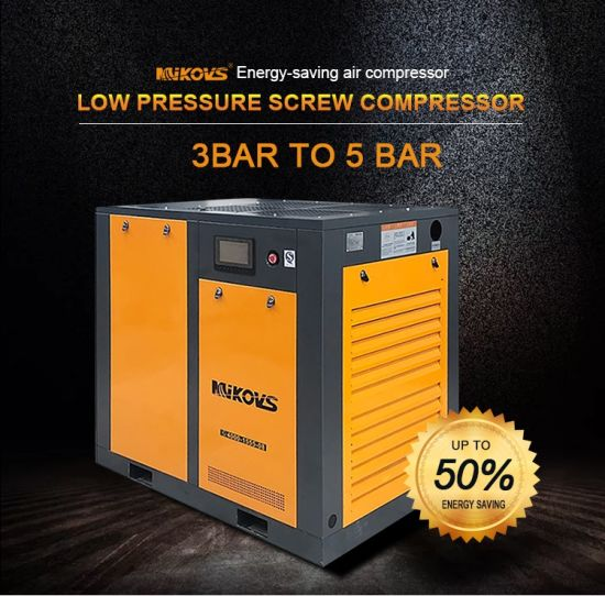 Ce Approval Industry Low Pressure Air Compressor for Nitrogen Machine Use