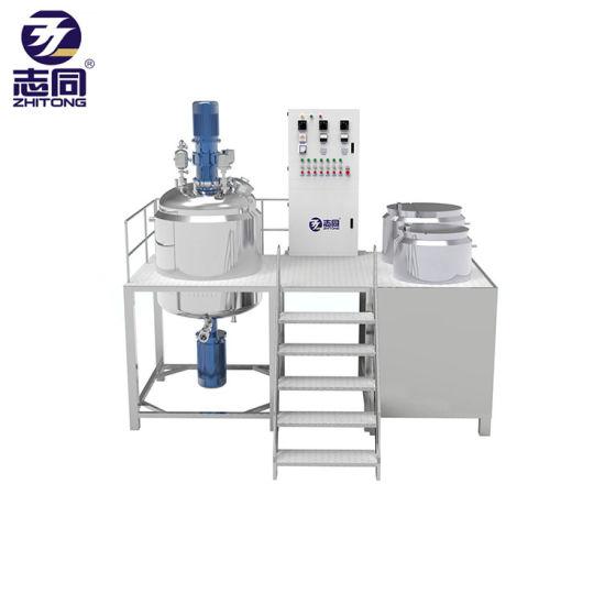 Shampoo Cream/ Liquid Softener Making Mixing Mixer Machine