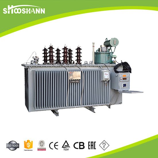 30 to 2500 kVA Combined Type Outdoor Use Distribution Transformer Substation for Photovoltaic Generator pictures & photos