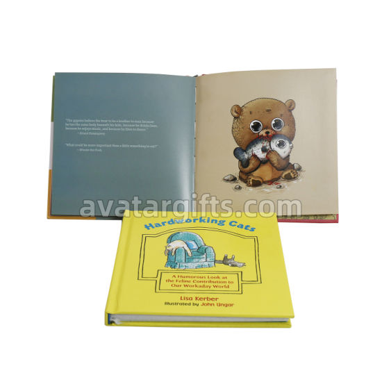 Photography Book Printing Hardcover Book Printing