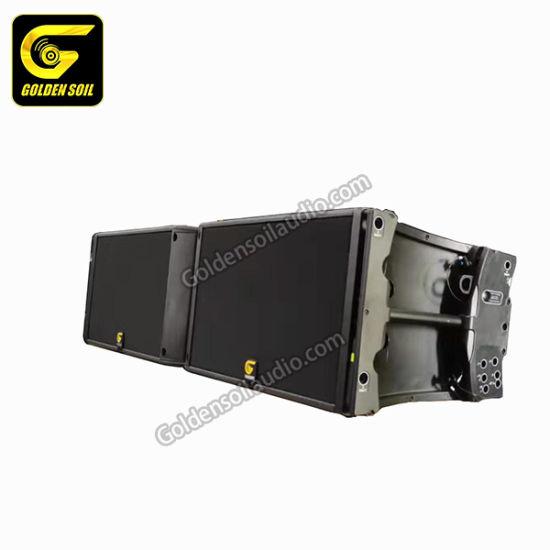 K2 Doube 12 Inch 3 Way Line Array Speaker Passive Sound Audio System DJ Sound Box