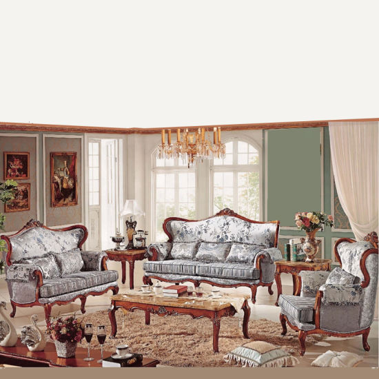 Chinese Furniture Factory Wholesale Living Room Sofa for Home Furniture