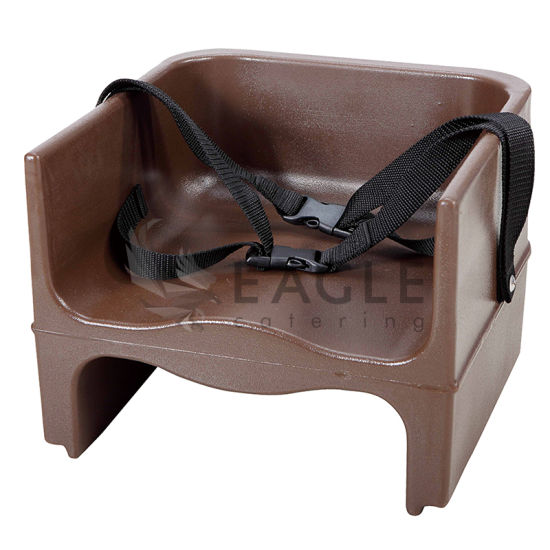 Stackable Catering Restaurant Plastic Baby Dining Safety Chair