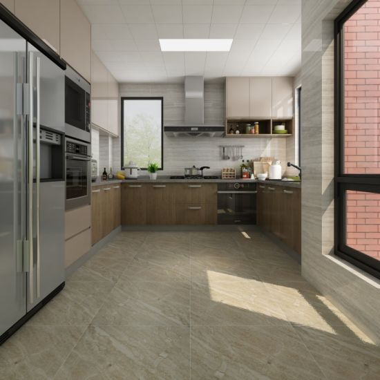 Spanish Mexican Kitchen Matte Finish Vitrified Floor Porcelanosa Tile Price