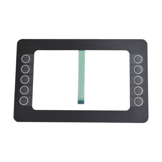 Multi-Buttons Membrane Keypad with Big Window