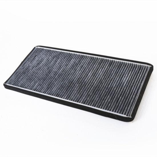 Cheap Price Customize Car Parts Fabric Carbon Air Filter