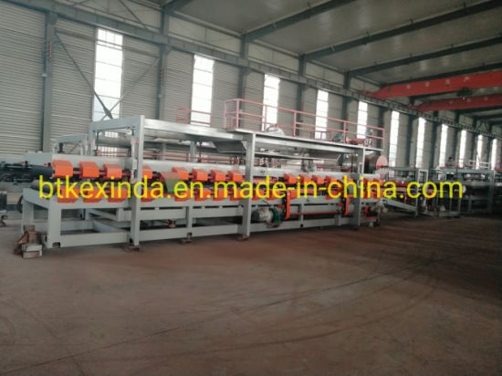 EPS Sandwich Panel Roll Forming Machine Production Line pictures & photos