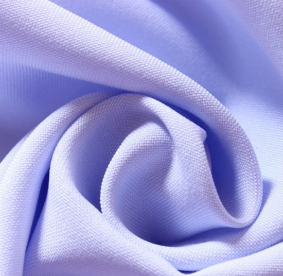Recycled Polyester Gabardine/Twill Uniform Fabric with Global Recycle Standard