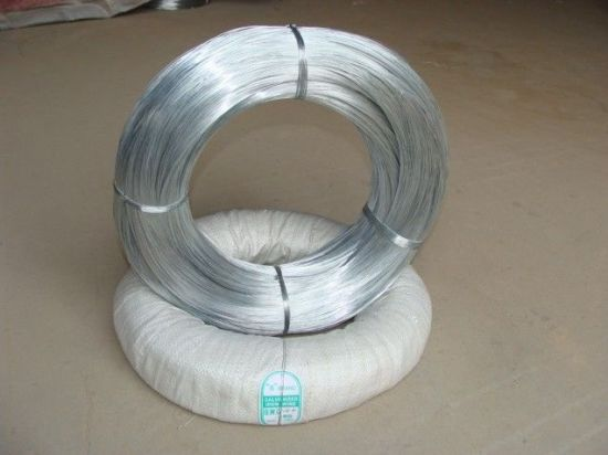 Bwg 22 Galvanized Iron Wire for Construction as Binding Wire pictures & photos