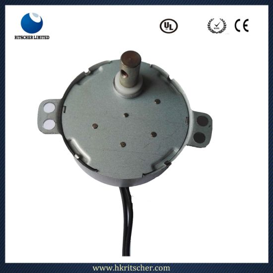 China AC 2 5-3rpm Electric Synchronous Motor for Evaporative