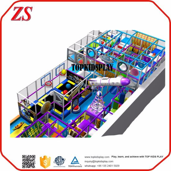 Commercial Funny Kids Indoor Playground Near Me pictures & photos