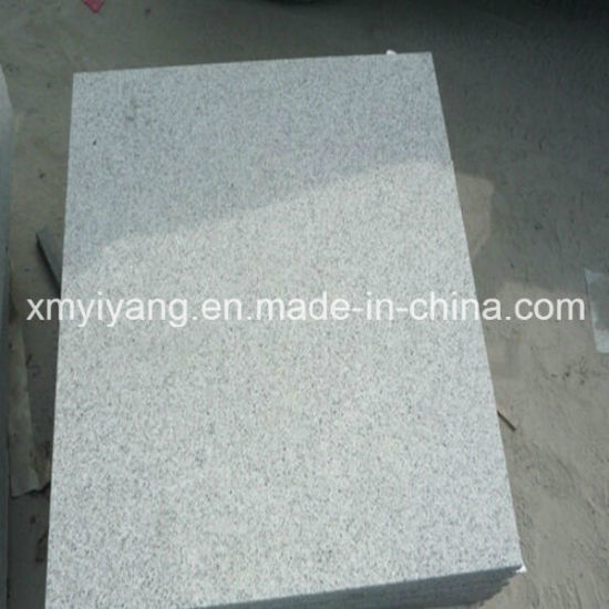 Light Grey G603 Flamed Tile pictures & photos