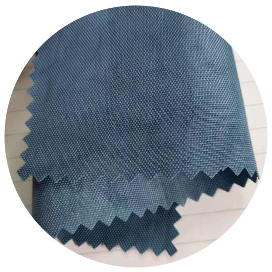 China Supplier 100% Thick Polyester 600d Oxford PVC Waterproof Tent Fabric
