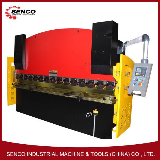 Stainless Steel Bending Machine, Aluminium Hydraulic Press Brake CNC Machine
