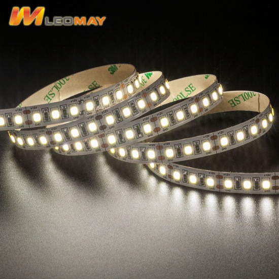 IP20 Super Bright Dimmable CRI90+ SMD2835 LED Strip 110~120LM/W Decorate Light pictures & photos