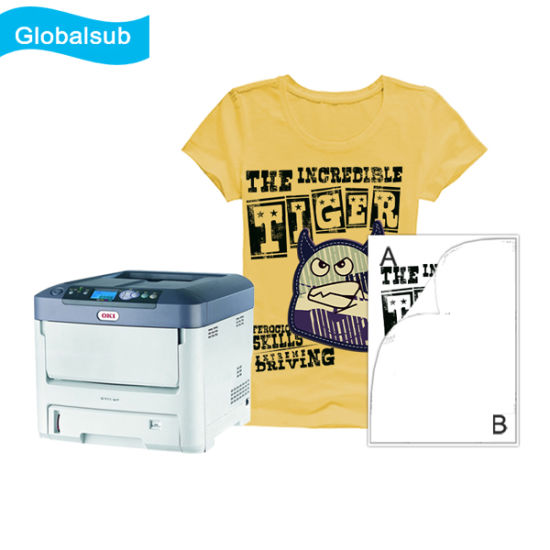 fa6e067d Self Weeding No Cut Laser Transfer Paper for Dark T-Shirts pictures & photos